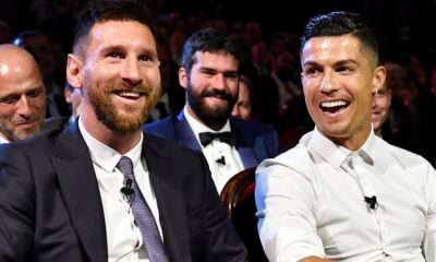 Video: Ronaldo And Messi Had An Uncomfortable Dinner 26