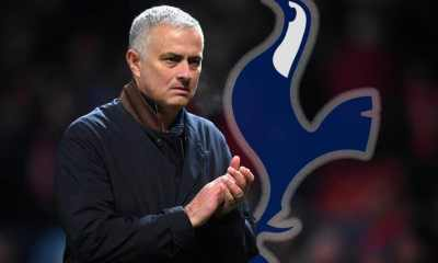 Breaking News ! Jose Mourinho Appointed As Tottenham Hotspur New Manager 4