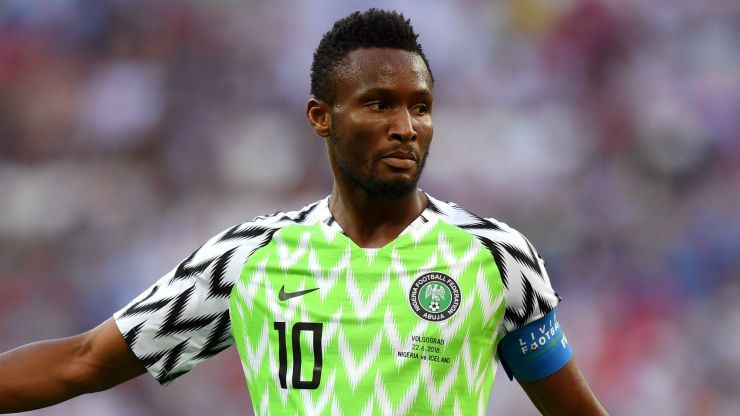 Top Super Eagles Players Of The Decade (2010-2019) 26