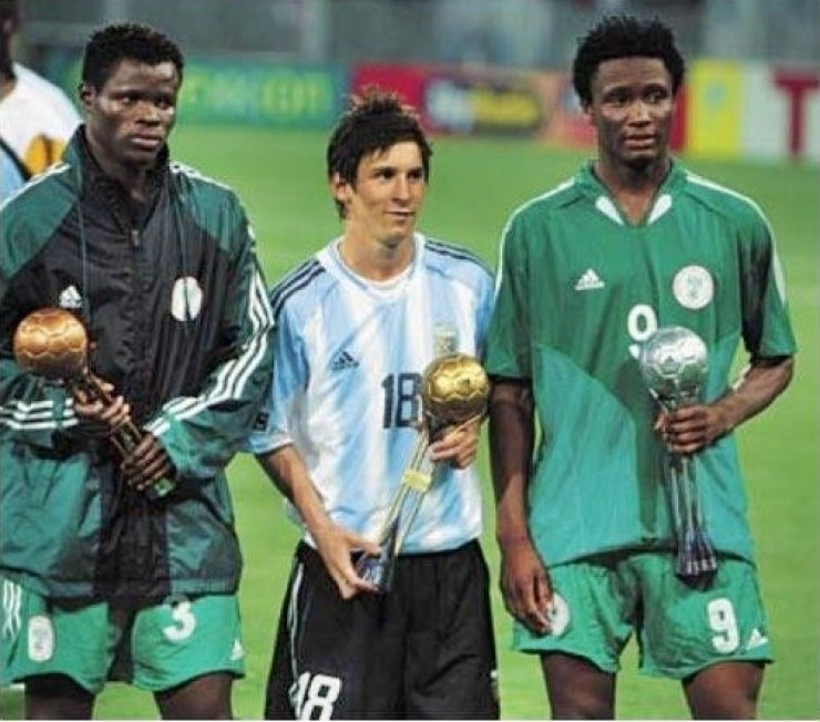 Top Super Eagles Players Of The Decade (2010-2019) 27