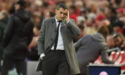 Ernesto Valverde Sack ; One Of Football's Ugly Side 1