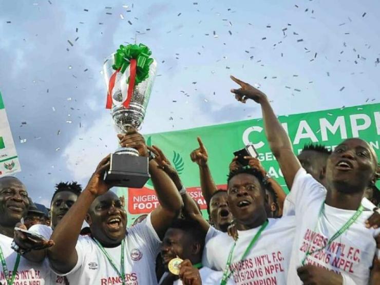 Enugu Rangers : The Journey Of Success To Degradation 4