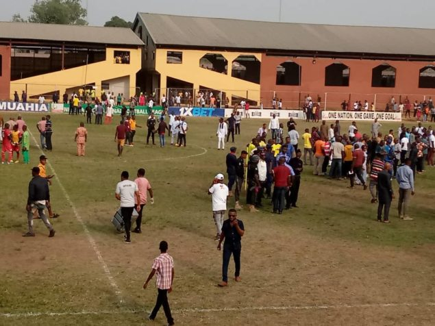 NPFL Crowd Violence - Will There Ever Be An End To It?