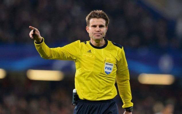 Top Best Referees In Europe From 2015 - Till Date