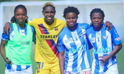 Primera Iberdrola Feminine: New Home For African Stars
