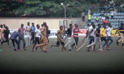 NPFL Crowd Violence - Will There Ever Be An End? 1
