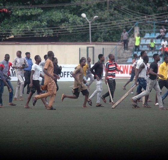NPFL Crowd Violence - Will There Ever Be An End? 21