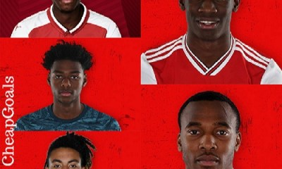 Nigerian Players That Have And Are Still Playing For Arsenal