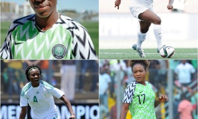 Top Nigeria Female Footballers Of The Last Decade