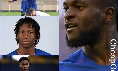 Nigerians That Have & Still Playing For Chelsea 17