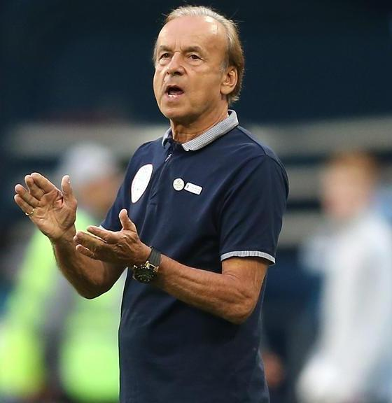 NFF Versus Rohr: The Politics And The Reality