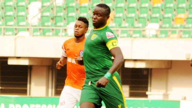 Top NPFL Players That Could Earn Super Eagle's Call Up