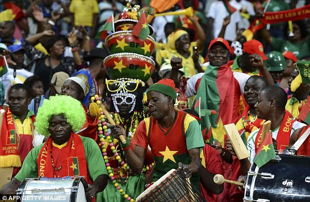 Top 10 African Countries With The Most Passionate & Vibrant Soccer Fans