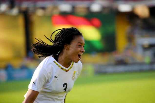Gorgeous: The Top Sexiest African Female Footballers