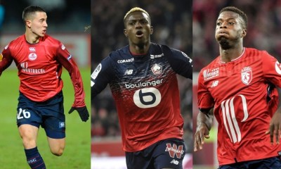 Hazard, Pepe, Osimhen & Lille OSC's Money-Making Talent Ground 8