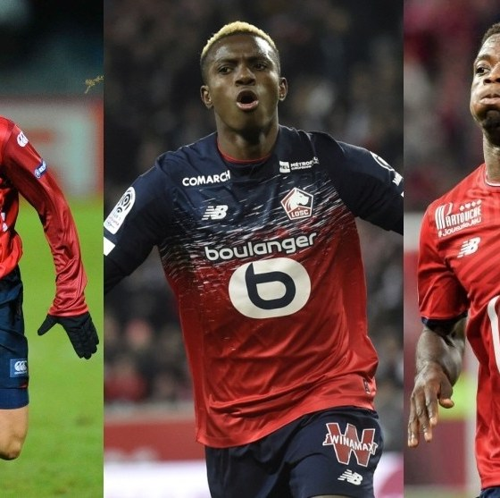 Hazard, Pepe, Osimhen & Lille OSC's Money-Making Talent Ground 2