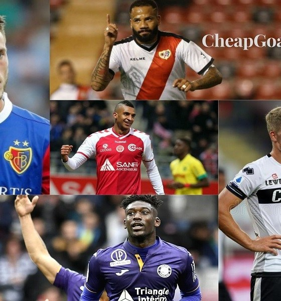 12 Of The Worst Strikers In The World Since 2010-20