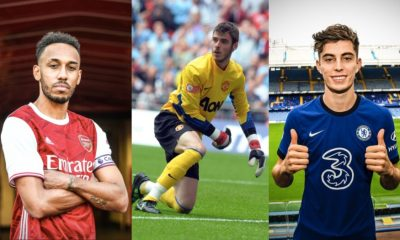 Top 10 Highest Paid Premier League Players As Of 2020/21 71