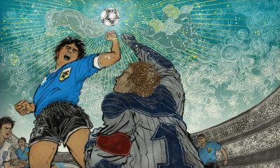 Diego Maradona: His Transgression & god Status