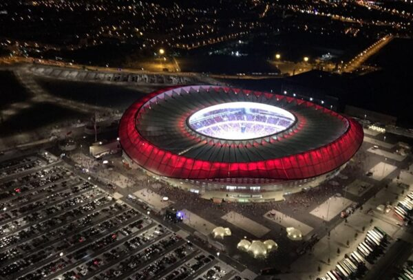 Top 10 Football Finest & Biggest Stadiums