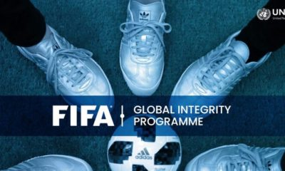 FIFA Launches Integrity Programme To Fight Against Match-Fixing