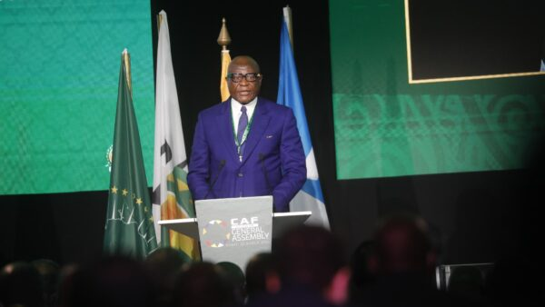 "FIFA President Applaud African ""Team Spirit"""