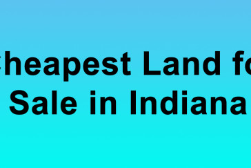 Cheapest Land for Sale in Indiana Buy Land in Indiana Cheapest IN Land for Sale