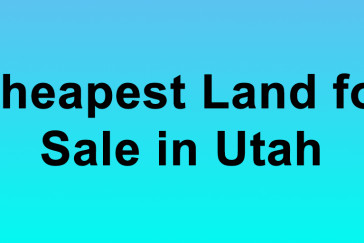 Cheapest Land for Sale in Utah Buy Land in Utah Cheapest UT Land for Sale