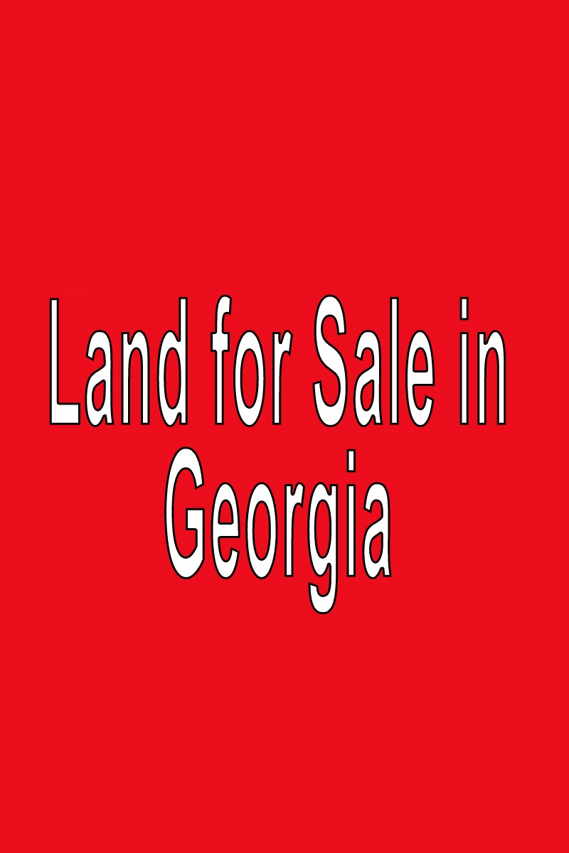 Buy Land in Georgia