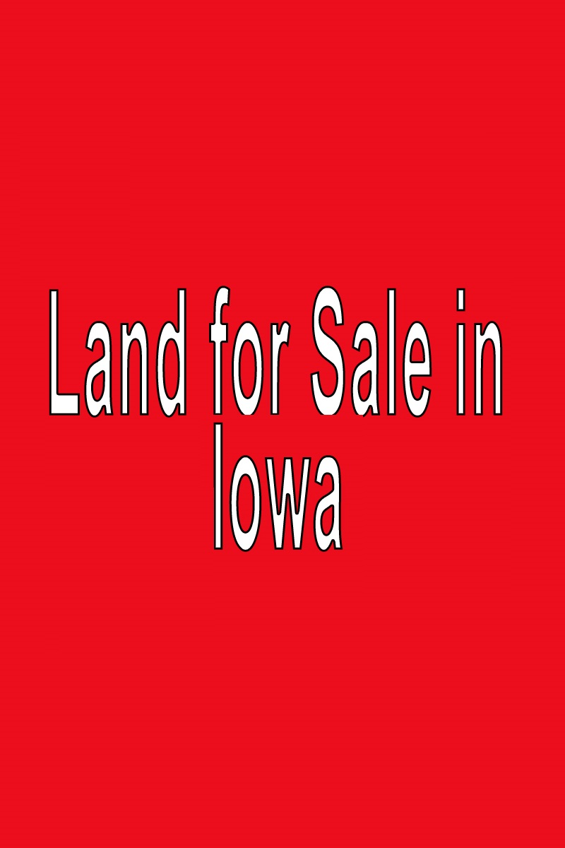 Buy Land in Iowa