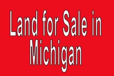 Buy Land in Michigan. Search land listings in Michigan. MI land for sale.