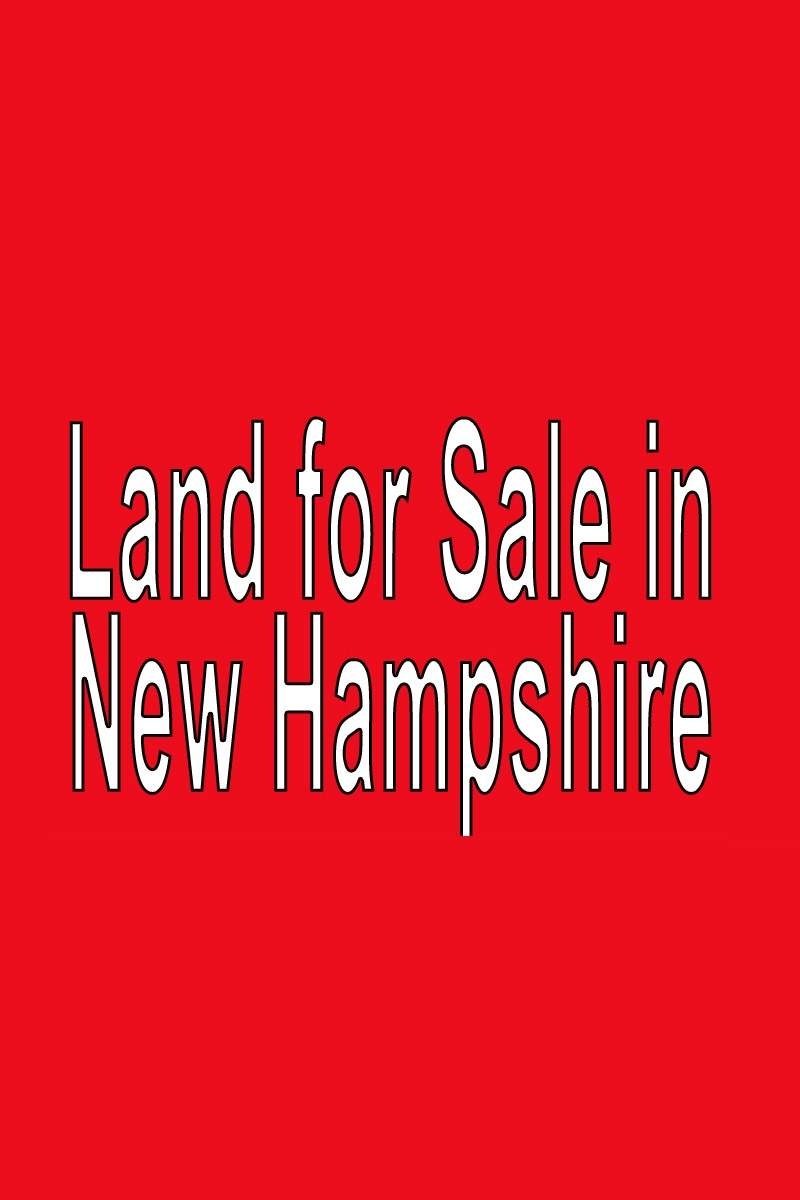 Buy Land in New Hampshire
