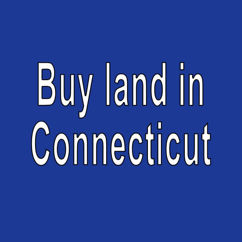 Land for Sale in Connecticut