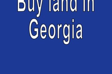 Land for sale in Georgia Search real estate land for sale in Georgia Buy cheap land for sale in Georgia