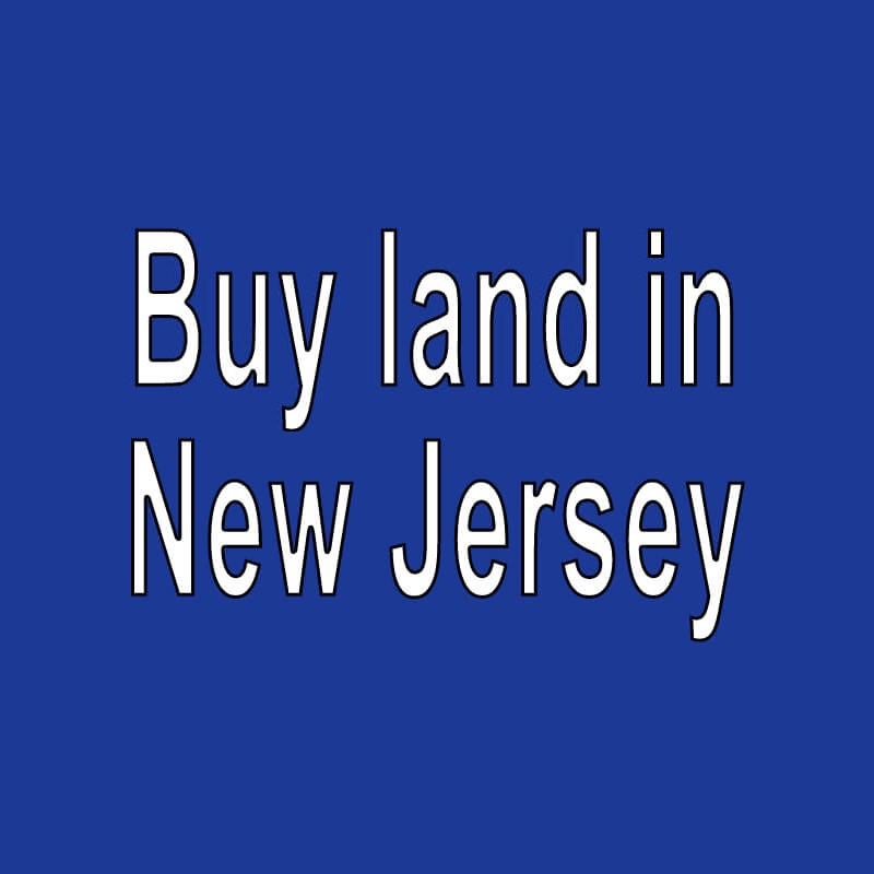 Land for Sale in New Jersey