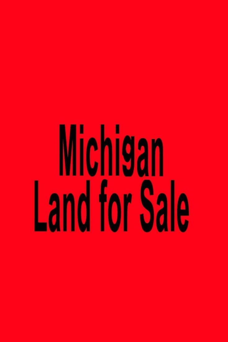 Michigan Land for Sale