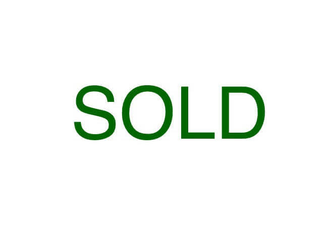SOLD! Double Lot for Sale on Paved Road