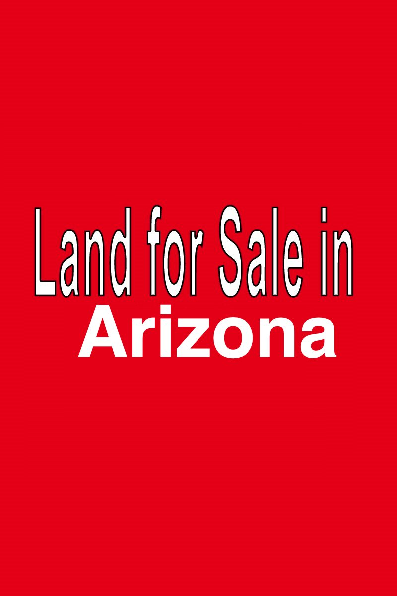 Buy Land in Arizona