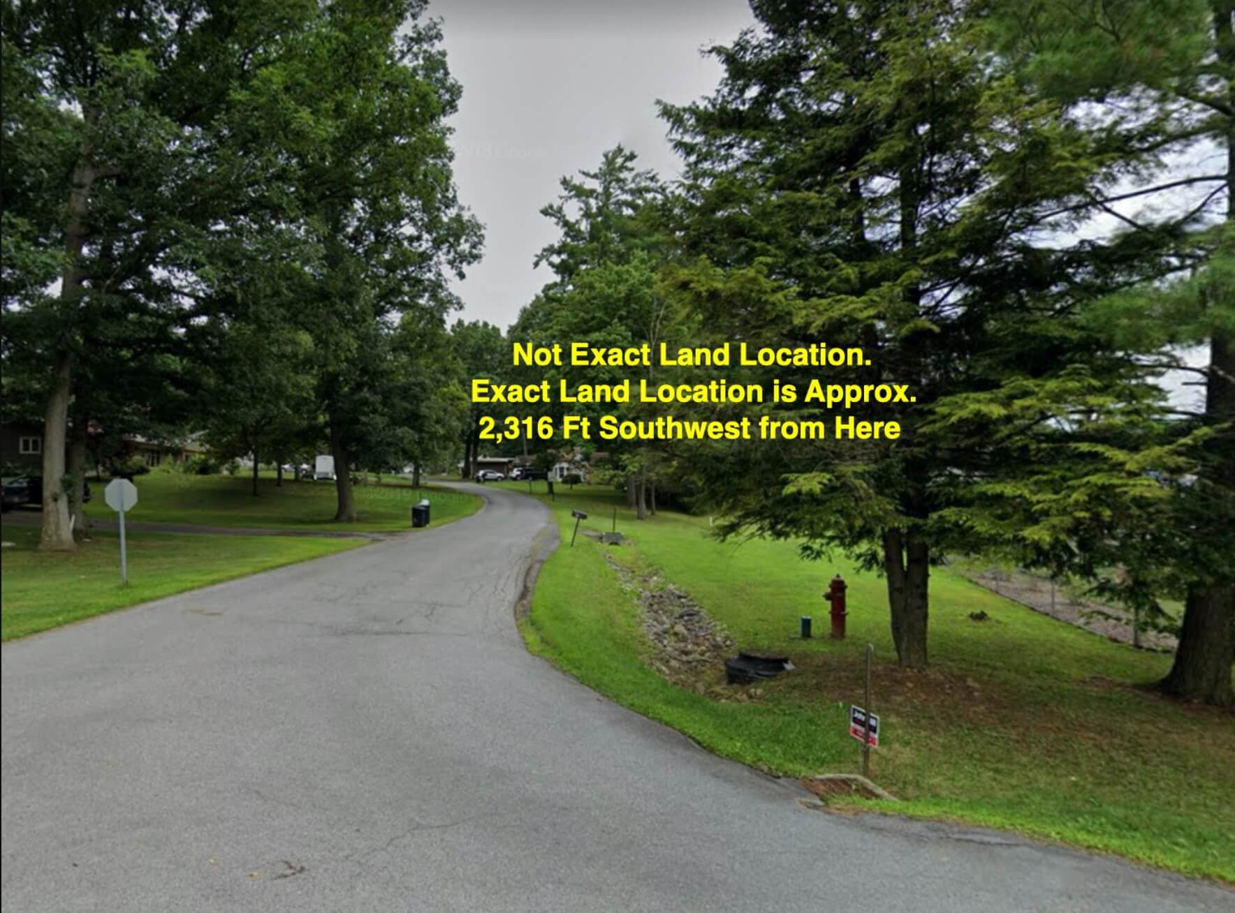 Cheap Land in Altoona, PA- Population 40K+ Altoona, PA Land Lot