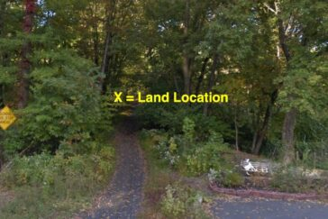 Land for Sale- Public Water:Septic Capability- Land with Water:Septic Capability