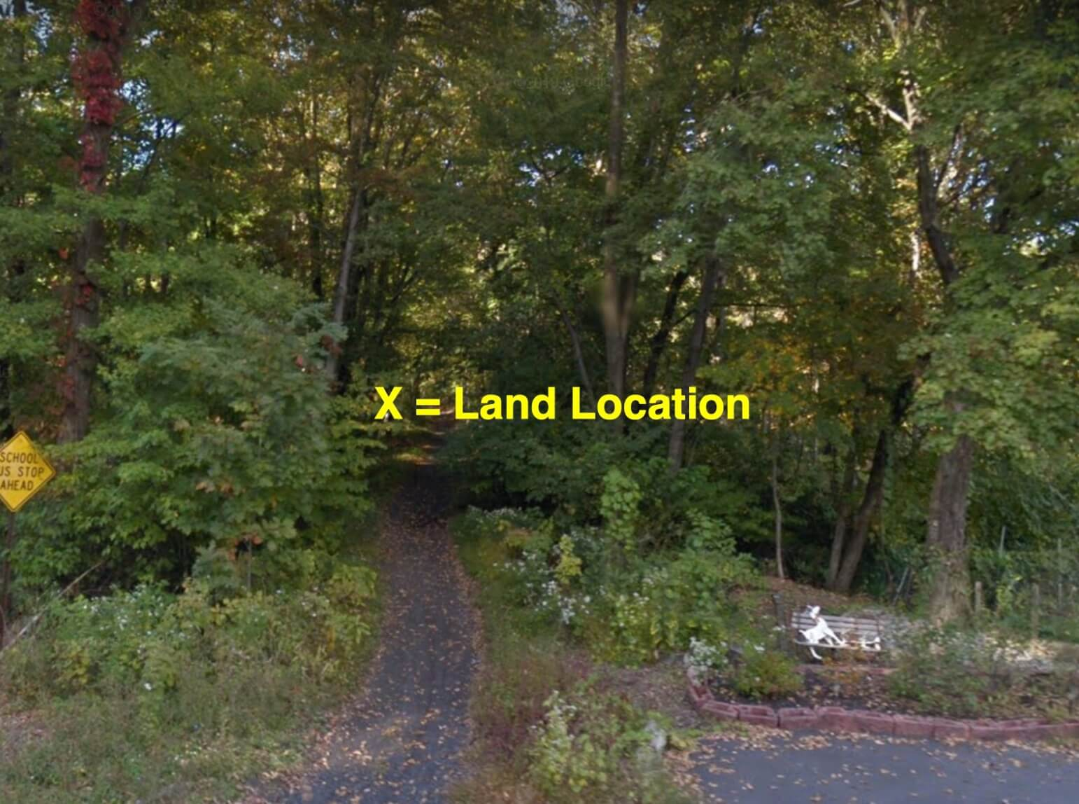 Land for Sale- Public Water/Septic Capability- Land with Water/Septic Capability