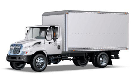 Light Duty Box Truck