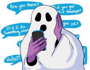 Don't get ghosted