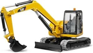 Compare mini excavators