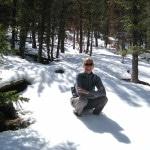 Karen - snow