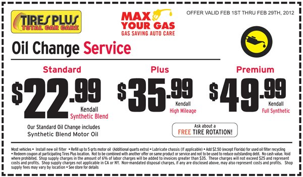 Image Result For Walmart Oil Change Specials