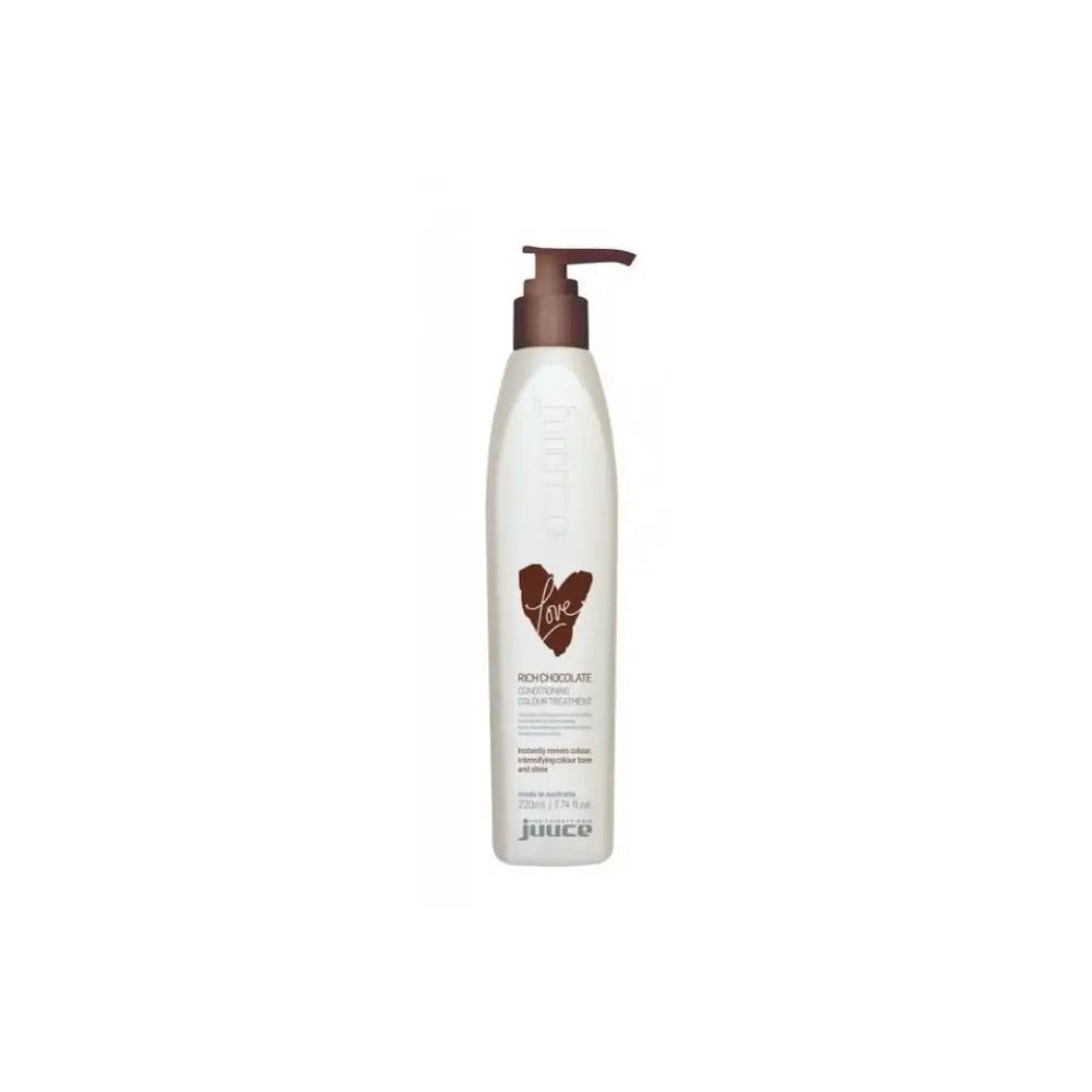Juuce Love Conditioning Colour Treatment Rich Chocolate 220ml