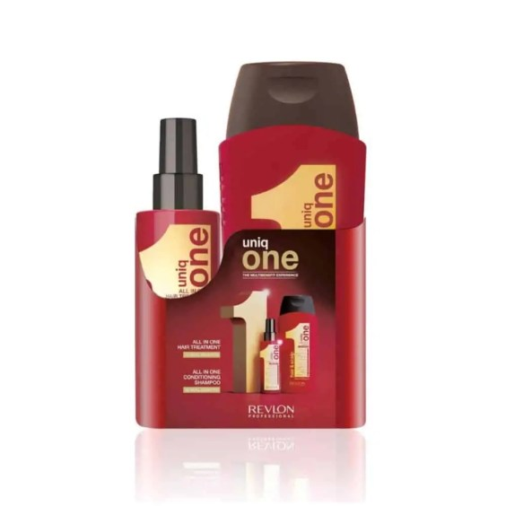 Revlon Professional Uniq one Shampoo and Treatment Duo Pack