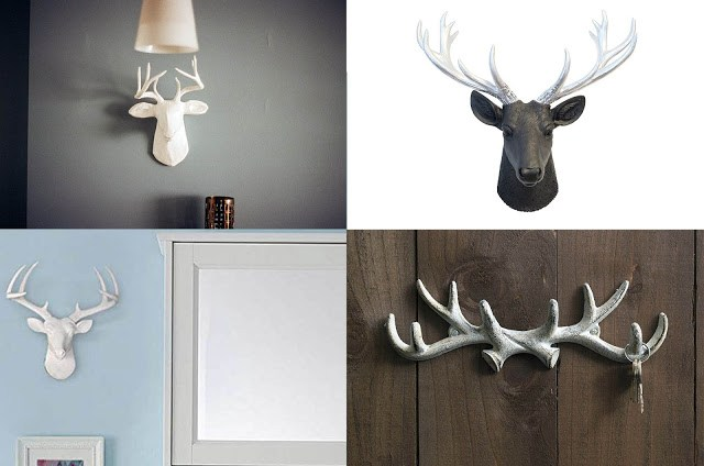 Faux Antlers Cheap Room Decor Items
