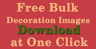 Free Bulk Decoration Images Download at One Click